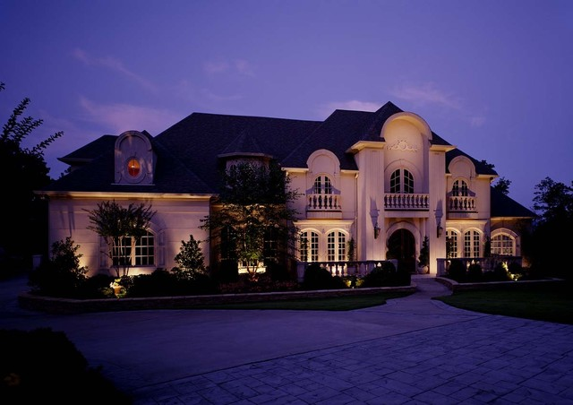 Architectural Lighting Traditional Exterior