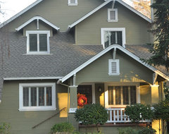 Architecture Walk: Exterior Styles and Palettes craftsman-exterior
