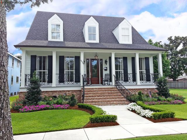 Argonne Residence traditional-exterior