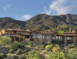 Arizona Tuscan - Southwestern - phoenix - by Urban Design Associates