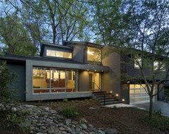 Arlington Residence contemporary-exterior