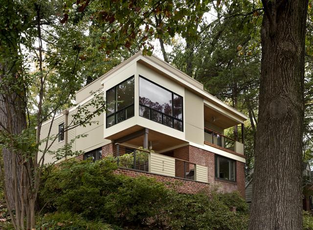 Arlington Ridge modern-exterior