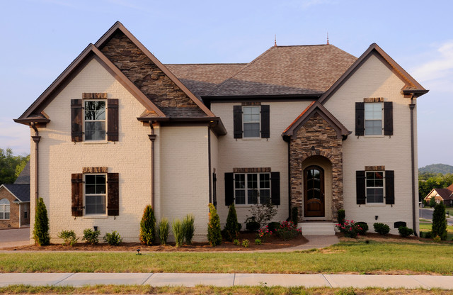 Arnold Homes LLC (Elegant Exteriors) - Traditional ...