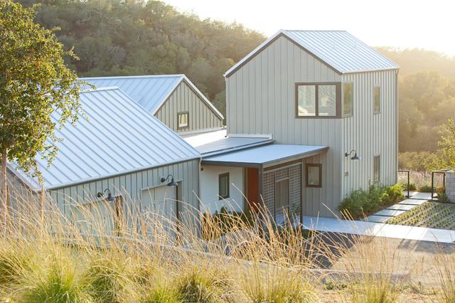 Arroyo Grande Modern Farmhouse Farmhouse Exterior