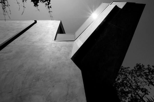Art/House contemporary-exterior