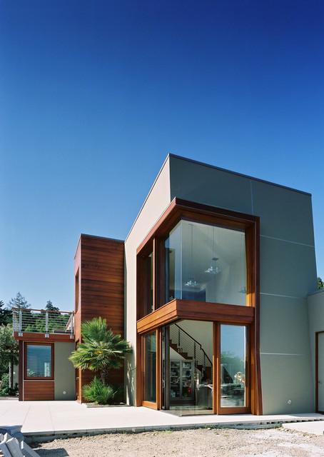art studio modern-exterior