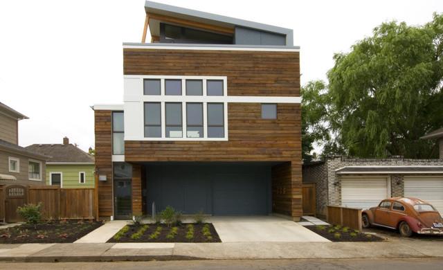 Artist's Loft modern-exterior