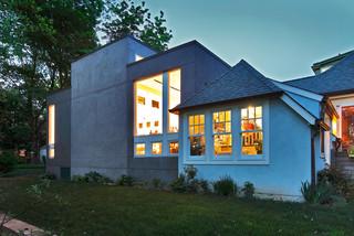 Artist Studio modern-exterior