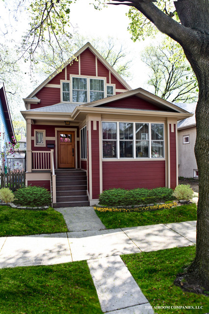 Arts Amp Crafts Bungalow Traditional Exterior Chicago