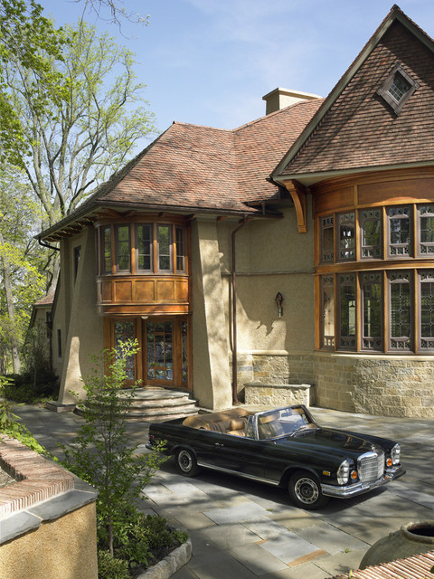 Arts Amp Crafts Residence Exterior Traditional