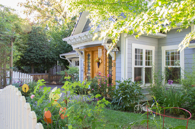 Ashland Oregon Historic Cottage Remodel Shabby Chic