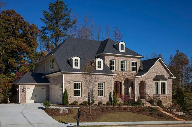 Ashton Woods Atlanta Homes - Traditional - Exterior ... Ashton Woods Homes