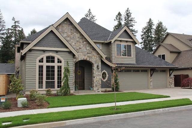 Unique Aspen - Traditional - Exterior - Portland - by Vic's Masonry LLC WB76