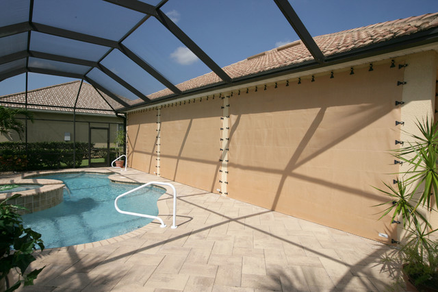 Astroguard Hurricane Fabric Exterior Miami By Naples