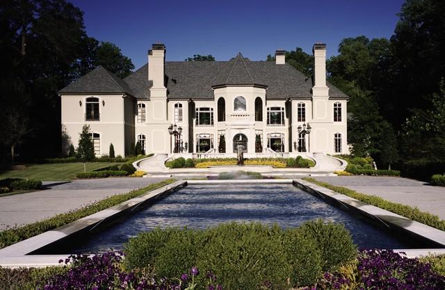 Atlanta Celebrity Residence mediterranean-exterior