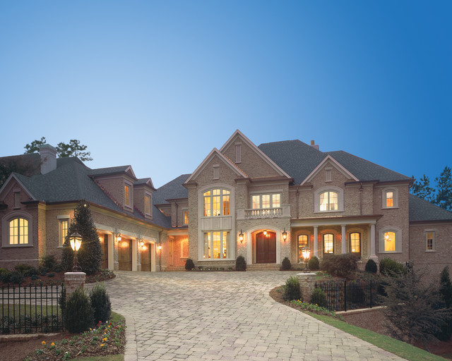 Atlanta dream home traditional exterior atlanta by for Dream homes in atlanta