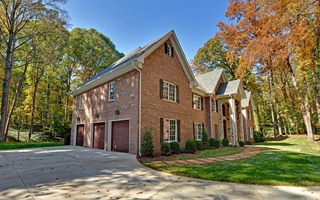 Atlanta Georgia Custom Homes Traditional Exterior