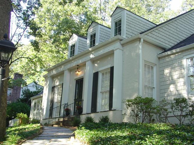 Atlanta - Whole House Renovation traditional-exterior