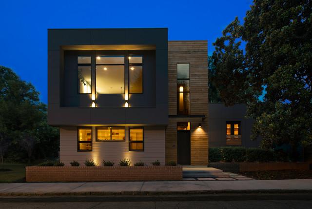 Auburn Residence modern-exterior