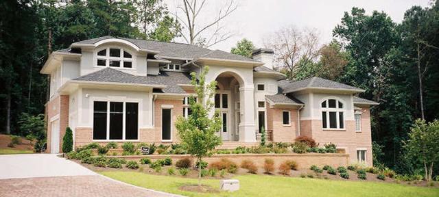 Audubon Estates contemporary-exterior