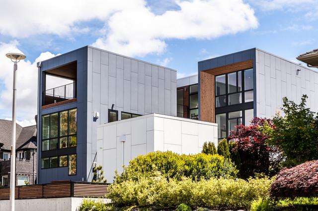 Aurea Residence contemporary-exterior