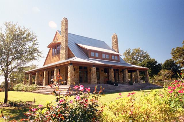 Austin County 1 exterior