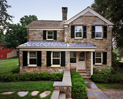 Austin Patterson Disston Architects traditional exterior
