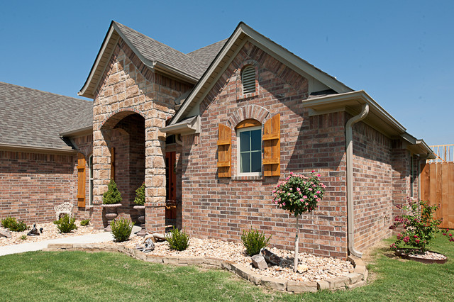 Autumn Lane Traditional Exterior Dallas By Acme