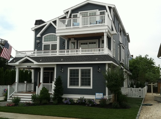 Avalon Nj Beach Homes Exterior Philadelphia By