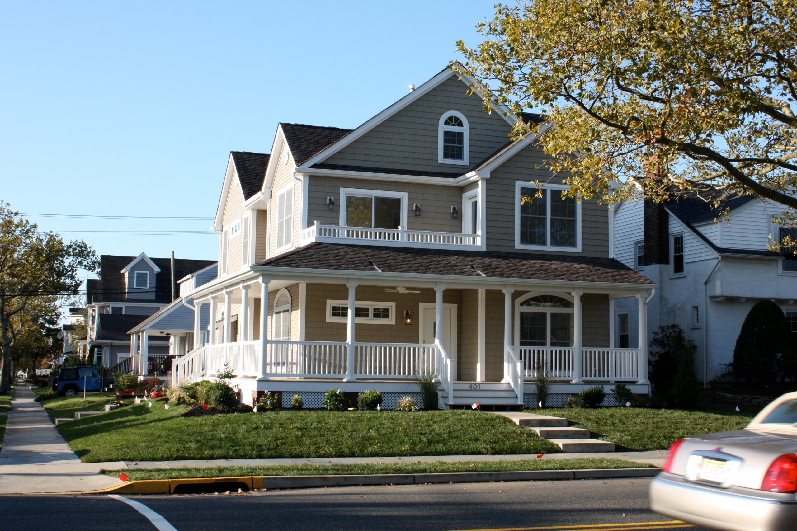 Avon by the Sea, Sylvania Ave