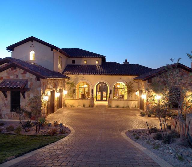 Award Winning Mediterranean House Plans: Award Winning Home In Austin
