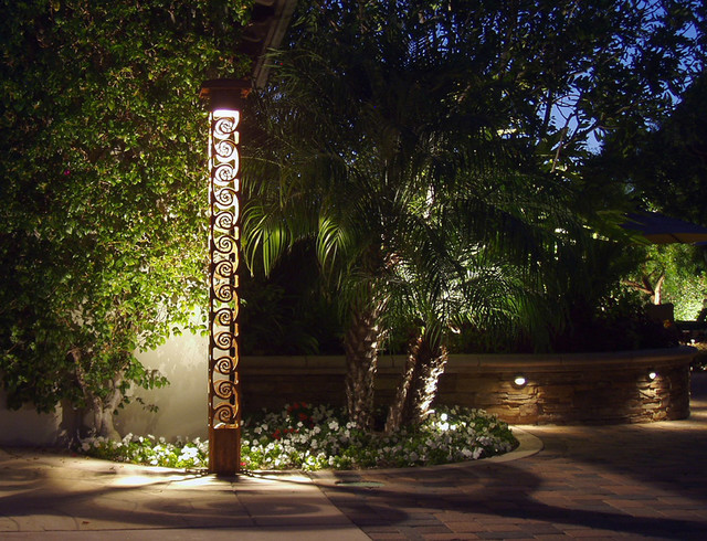 Award Winning Landscape Lighting tropical-exterior