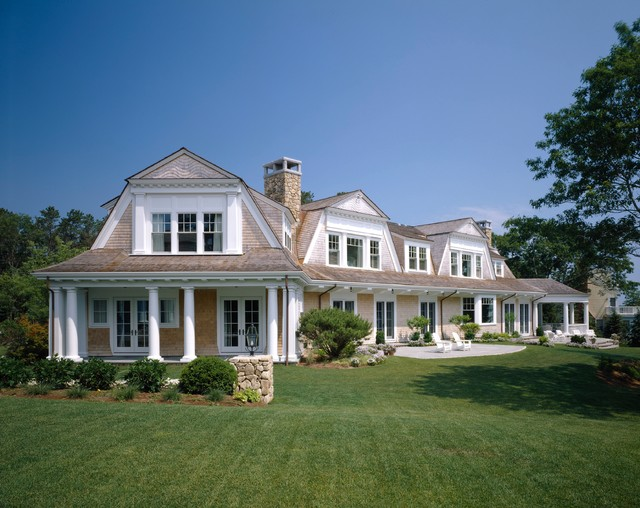 awarded top 50 american homes by trends traditional exterior - Traditional American Homes