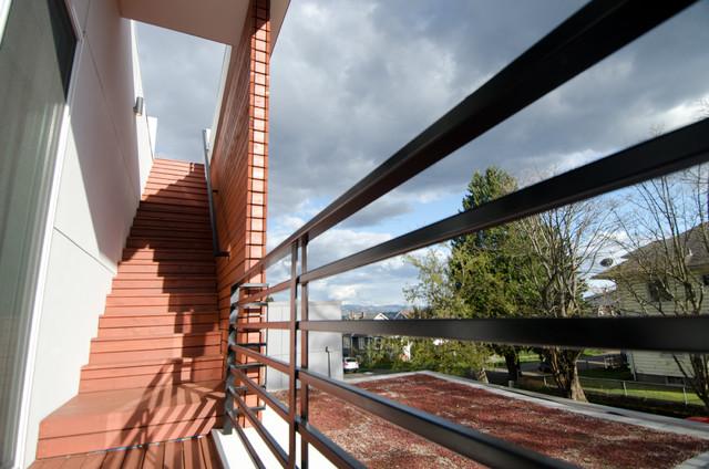 Azaya Residence modern-exterior