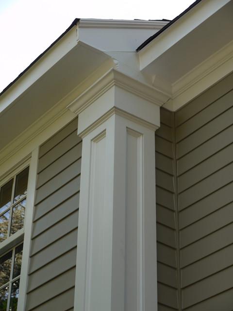 Exterior Trim Details : Azek trim detail traditional exterior other by
