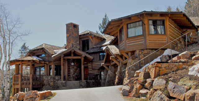 Bachelor Gulch - Custom Residence eclectic-exterior