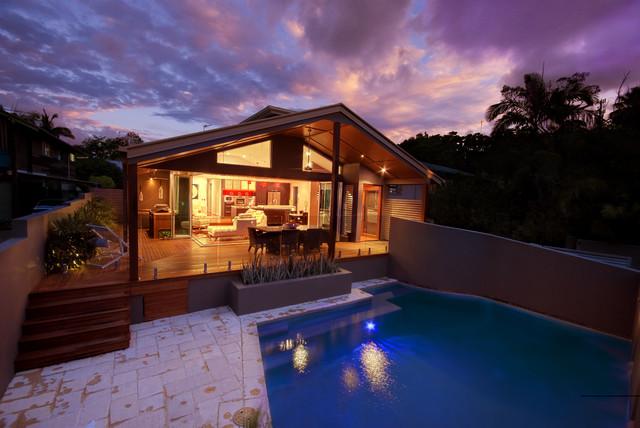 C+T Home contemporary-exterior