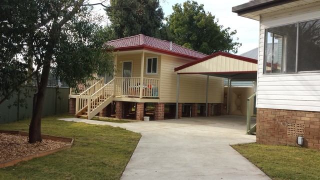 Backyard cabins in sydney for Backyard cabins granny flats