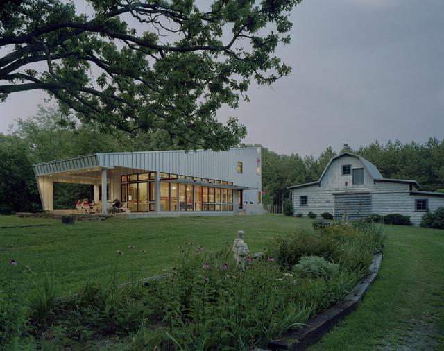 Bahkita Ridge Exterior modern-exterior