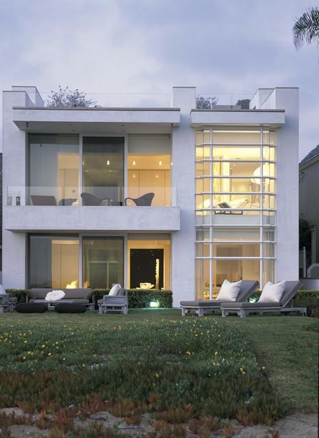 Balboa Island Residence contemporary-exterior