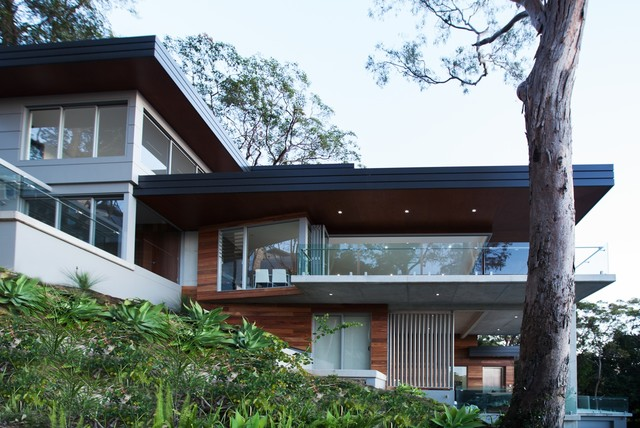 Great Gold Coast Building Designers · Building Designers. Balcony  Contemporary Exterior