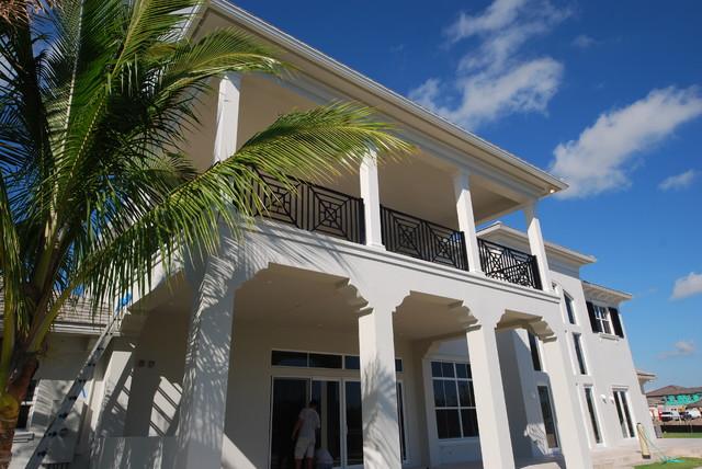 Balcony Railings tropical-exterior