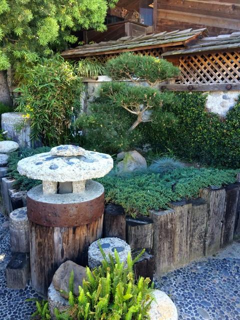 balinese inspired garden design