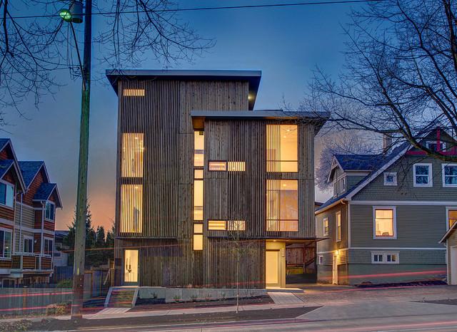 Ballard Aperture contemporary-exterior