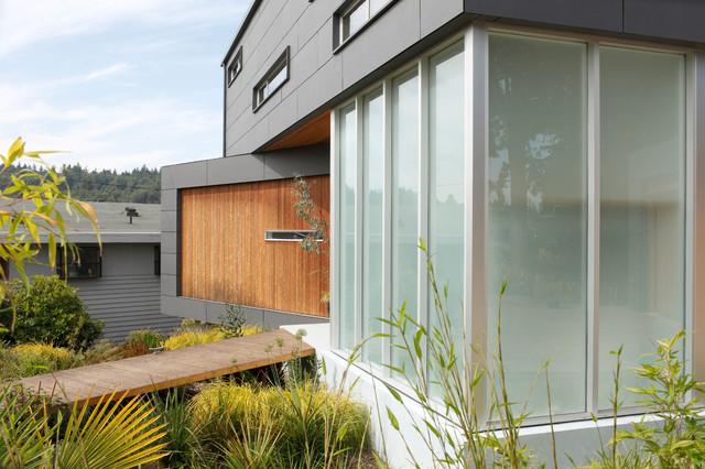 Ballard Cut modern-exterior