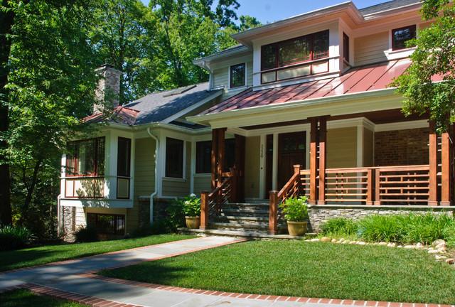 Ballard Residence craftsman-exterior
