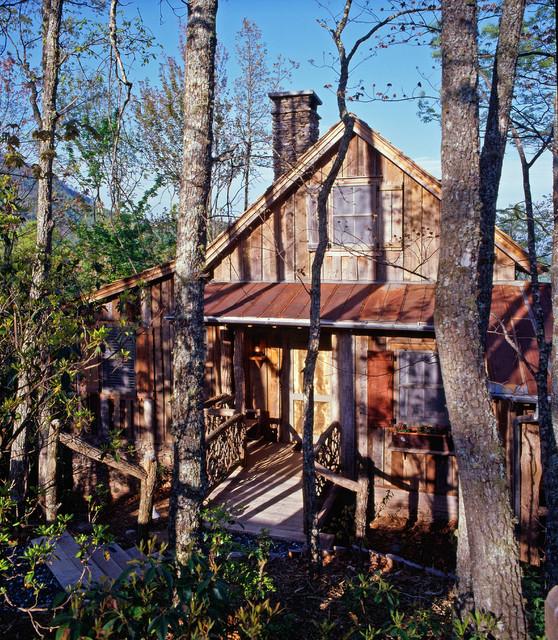 balsam mountain cabins rustic exterior atlanta by