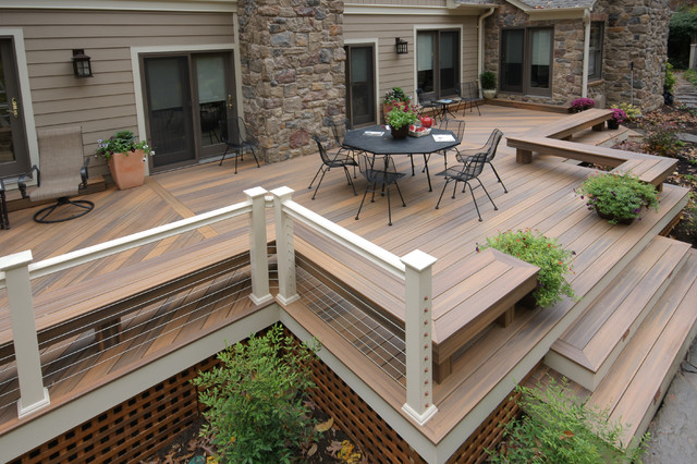 Baltimore fiberon deck for Fiberon ipe decking prices