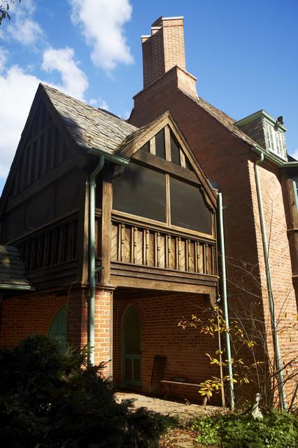 Gittings Renovation traditional-exterior