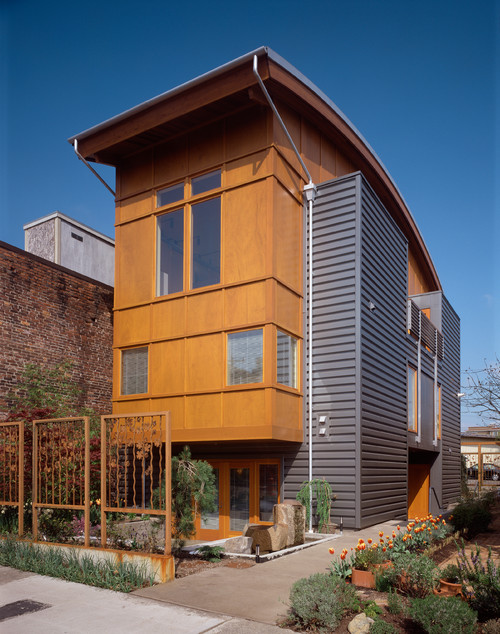 Exterior Aluminum Clad Plywood Panels : Plywood cladding info
